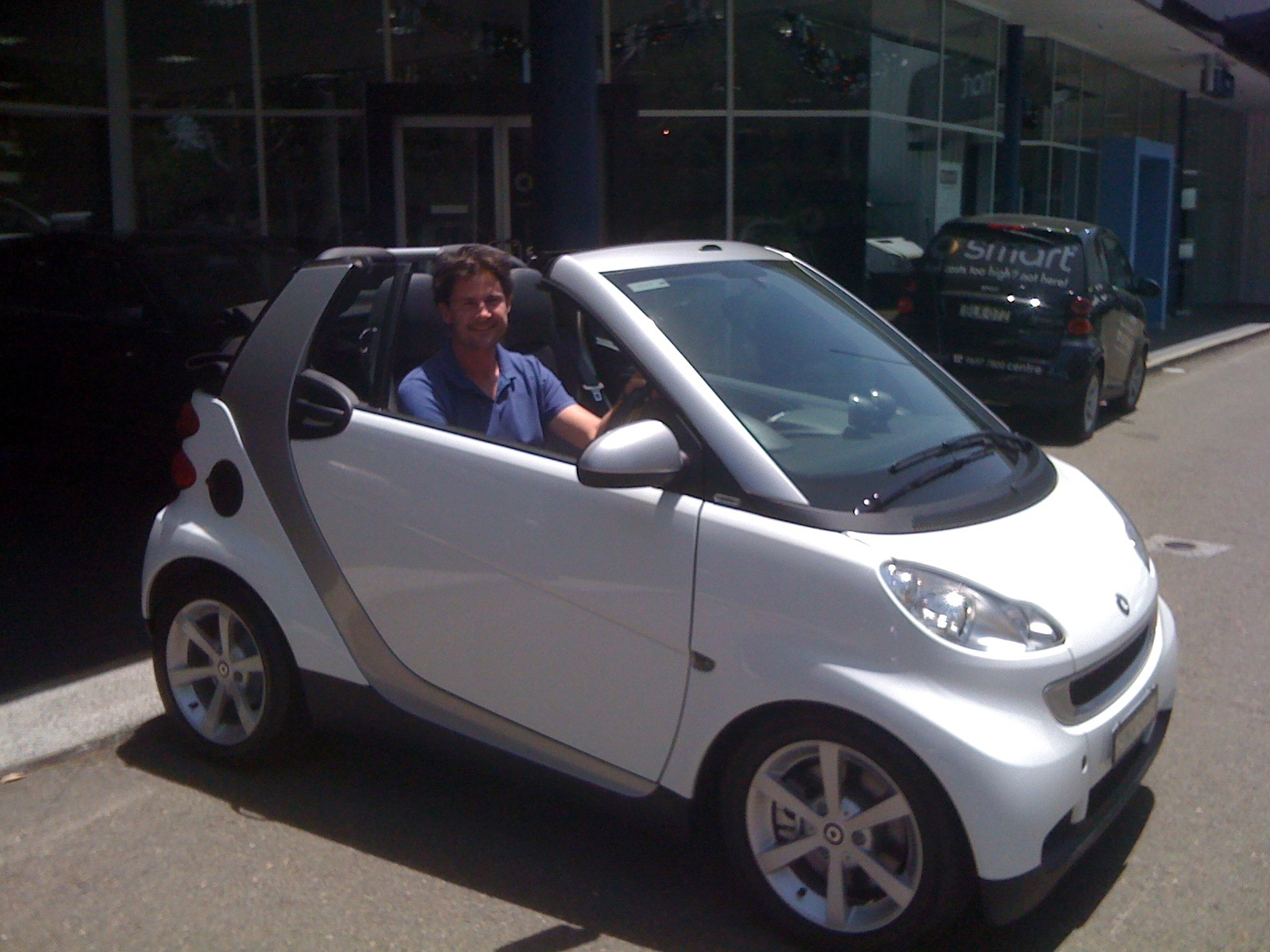 SMART Car ForTwo EV update - A Sustainable Choice