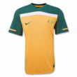 Socceroos Wear Sustainable Jersey